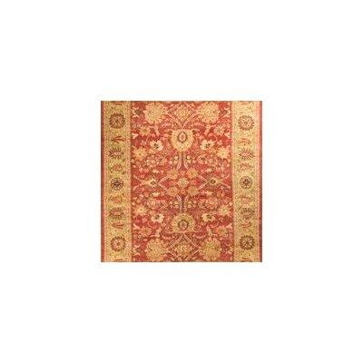 Antique Persian Fine Sulta Wool Red/Cream Area Rug