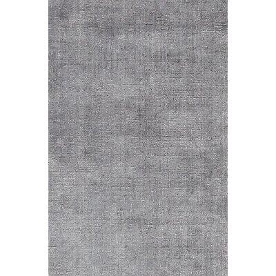 Mist Hand-Woven Gray Area Rug