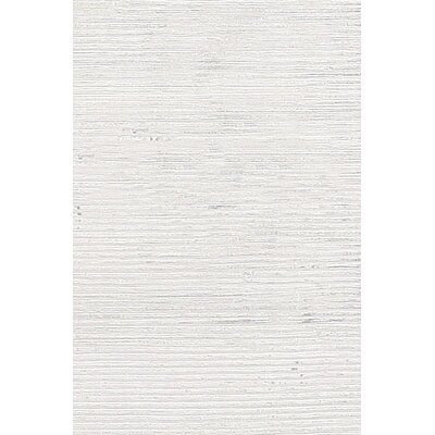 Stone Hand-Woven Silver Area Rug