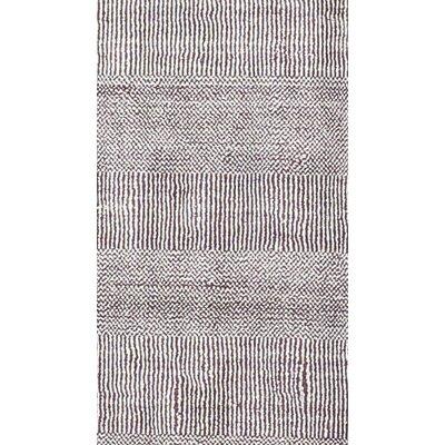 Wool Lilac Area Rug