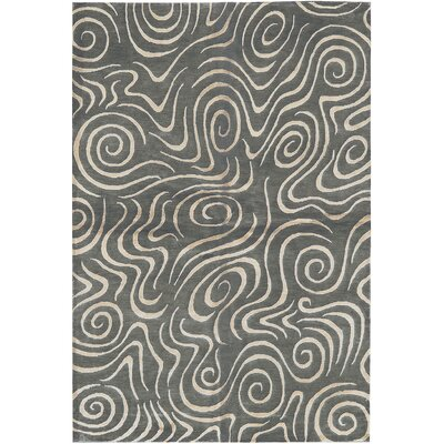 Himalayan Hand-Woven Gray Area Rug