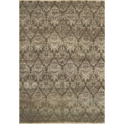 One-of-a-Kind Neo Villa Hand-Woven Gray Area Rug