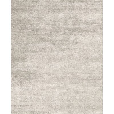 One-of-a-kind Hand-loomed Beige Indoor Area Rug