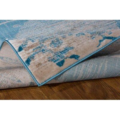 Selimi Blue/Beige Area Rug