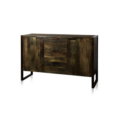 Chidi 3 Drawer, 2 Door Sideboard