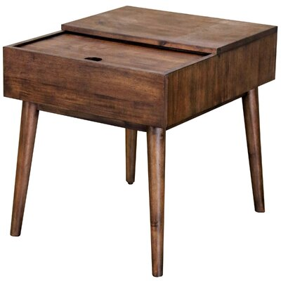 Salvador Rectangular End Table