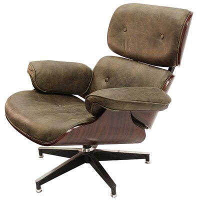 Swivel Vintage Leather Executive Chair Clint Product Picture 178