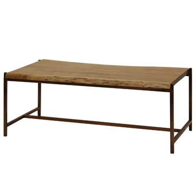 Breno Live Edge Coffee Table