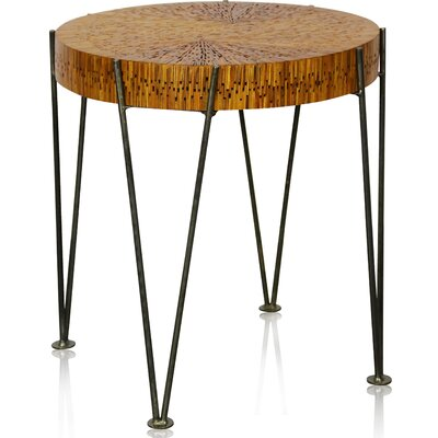Shoshana Round End Table