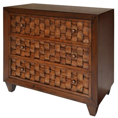 Deveral 3 Drawer Chest