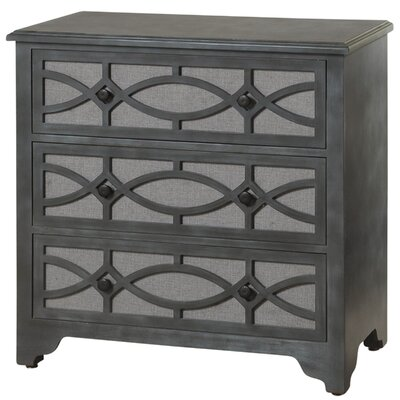 Levenson 3 Drawer Dresser