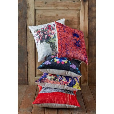 Plemons 100% Cotton Throw Pillow