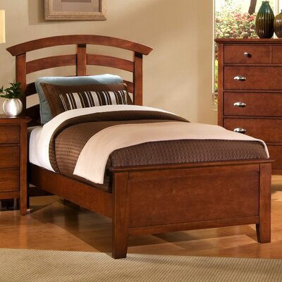 Cheap Twilight Cherry Twin Arch Bed (VS2008)