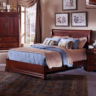 Vaughan-Bassett Barnburner Thirteen Youth Low Profile Bedroom ...