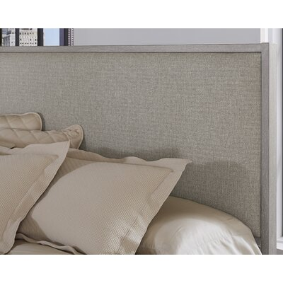 Gabriele Upholstered Panel Headboard Size: 54 H x 63.75 W x 2.75 D
