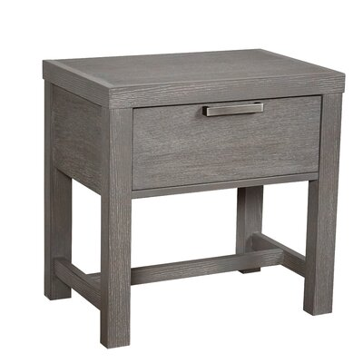Gabriele 1 Drawer Nightstand