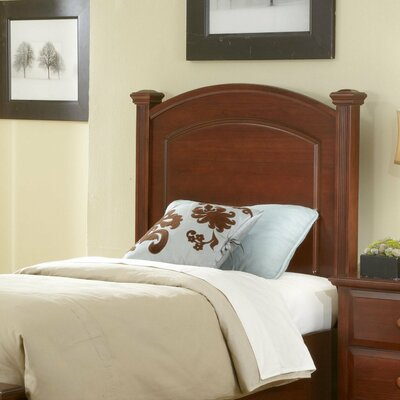 Vaughan-Bassett Hamilton Franklin Youth Panel Headboard - Finish: Cherry, Size: Full at Sears.com