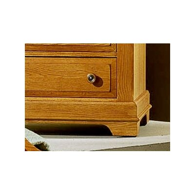 Furniture rental Cottage Armoire Finish: Oak...