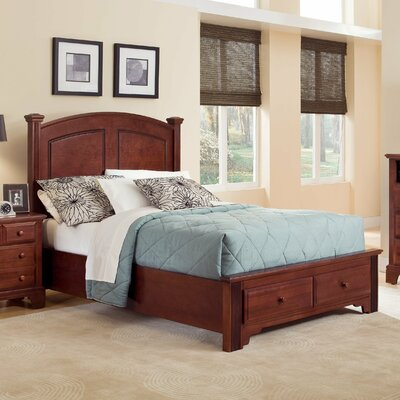 Vaughan-Bassett Hamilton Franklin Storage Panel Bed | Wayfair