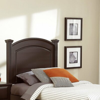 Vaughan-Bassett Hamilton Franklin Youth Panel Headboard - Finish: Merlot, Size: Full at Sears.com