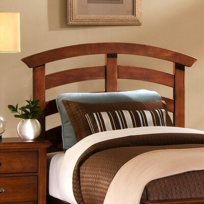 Vaughan-Bassett Twilight Arched Youth Headboard - Size: Full, Finish: Cherry at Sears.com