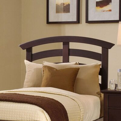 Vaughan-Bassett Twilight Arched Youth Headboard - Size: Full, Finish: Merlot at Sears.com