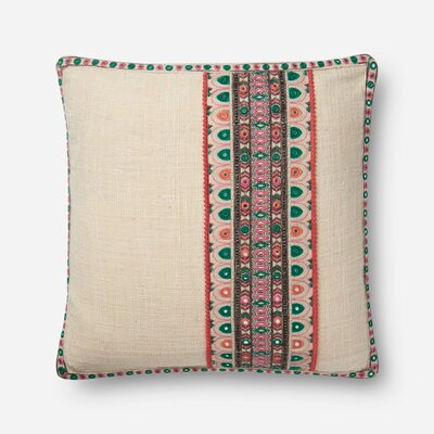Cotton Pillow Type: Throw Pillow, Fill Material: Polyester