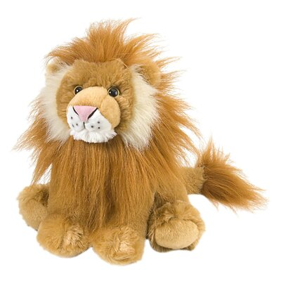 Jungle Beanie Babies on Wild Republic Cuddlekin Baby Lion Plush Stuffed Animal
