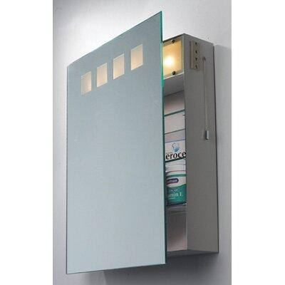 Dar Lighting Zeus Image Cabinet with Shaver Socket