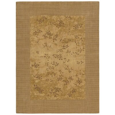 """Image of New Patina Bronze Area Rug Rug Size: Rectangle 3'6"""" x 5'6"""""""