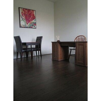Heartland 5 x 48 x 12mm Maple Laminate Flooring in Leather