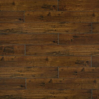 Heartland 5 x 48 x 12mm Maple Laminate Flooring in Ranchero