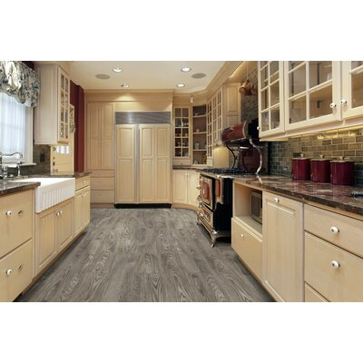 Shoreline 7.5 x 48 x 12mm Oak Laminate Flooring in Crystal Cove