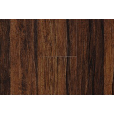 Islands 6.5 x 48 x 12mm Teak Laminate Flooring in Bali