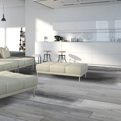 Rustica 6.5 x 48 x 12mm Oak Laminate Flooring in Athens