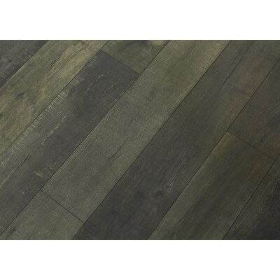 Rustica 6.5 x 48 x 12mm Oak Laminate Flooring in Rome
