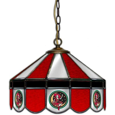 Miller High Life 1-Light Pool Table Light