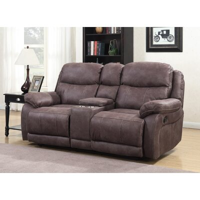 Pasternak Reclining Loveseat Type: Manual
