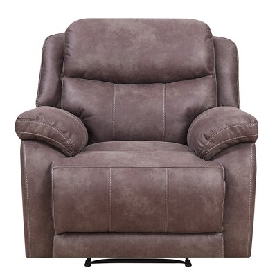 Pasternak Rocker Recliner Type: Manual