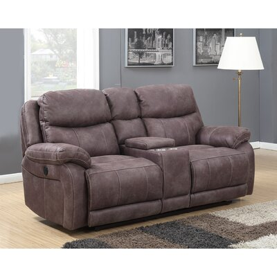 Pasternak Reclining Loveseat Type: Power