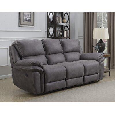 Creel Reclining Sofa Type: Power