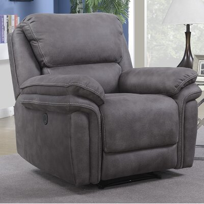 Creel Rocker Recliner Reclining Type: Manual
