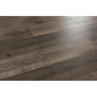 Alice Adventures 8 x 49 x 12mm Laminate Flooring in Brown (Set of 4)