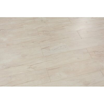 Huangshan Mountain 8 x 49 x 12mm Laminate Flooring in Gray (Set of 4)