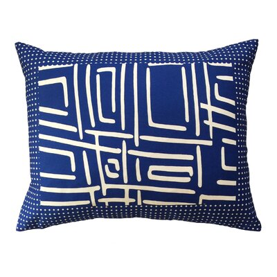 Victoria Bordered Throw Pillow