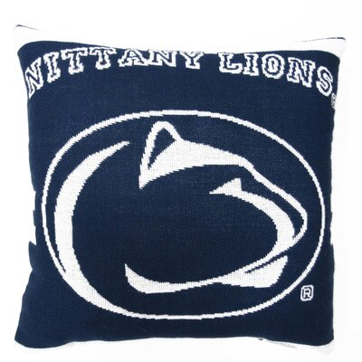 NCAA Penn State University Throw Pillow
