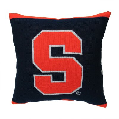 NCAA Syracuse University Throw Pillow