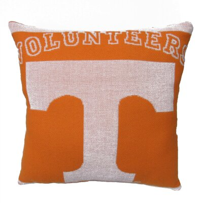 NCAA University of Tennessee Throw Pillow