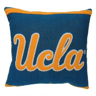 NCAA UCLA Throw Pillow