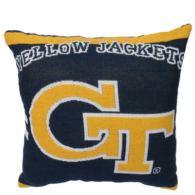 NCAA Georgia Tech Throw Pillow